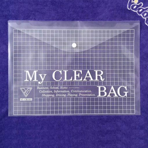 Bìa 1 nút My Clear F4