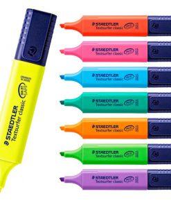 Bút dạ quang Staedtler 364_nhiều màu