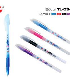 Bút bi Thiên Long 034