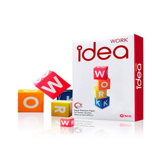 Giấy Idea A4 80