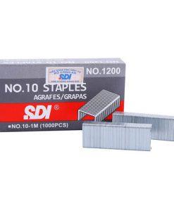 Hộp kim bấm số 10 SDI (Kim 10)