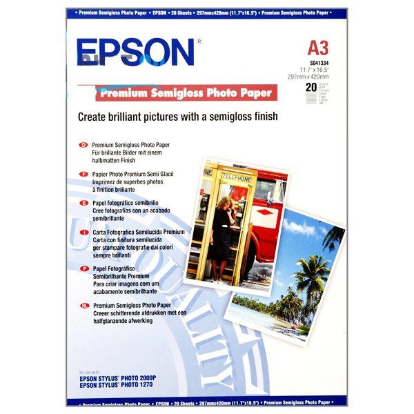 Giấy in ảnh Epson 2 mặt