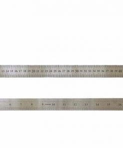 Thước kẻ sắt 50cm (metal ruler)