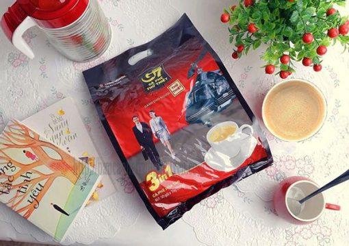 Cà phê Trung Nguyên G7 3 in 1 (1 bịch/50 gói)