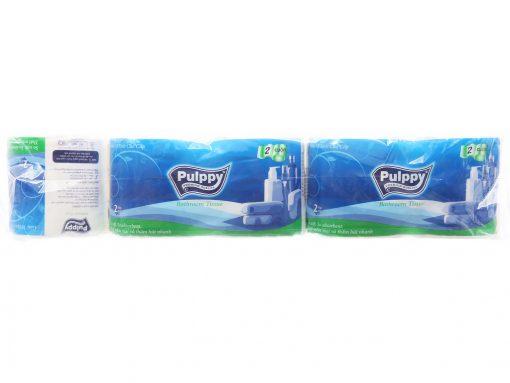 Giấy vệ sinh Pulppy (toilet paper)Giấy vệ sinh Pulppy (toilet paper)