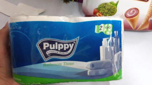 Giấy vệ sinh Pulppy (toilet paper)