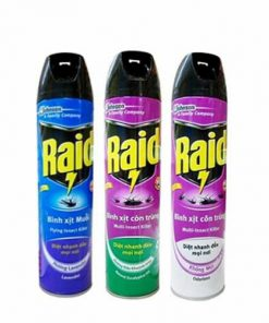 Chai xịt muỗi RAID
