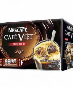 Nescafe Việt (đen) 2 in 1 (minum kopi)