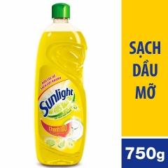 Nước rửa chén Sunlight 750 ml