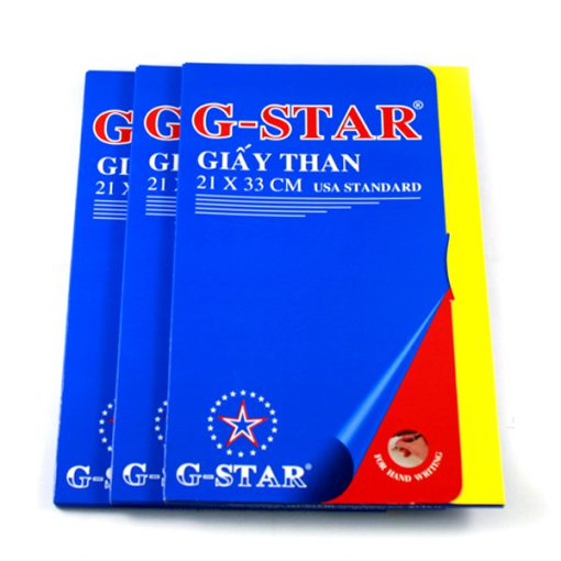 Giấy than Gstar loại 1 A4