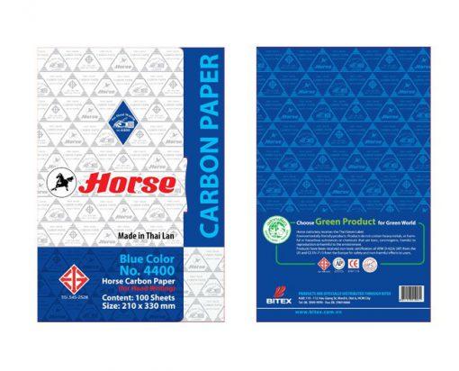 Giấy than Horse 4400 A4