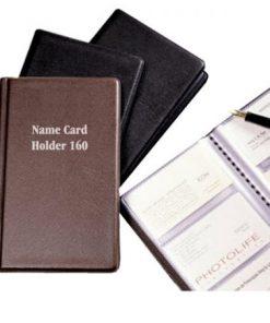 Sổ Namecard 160