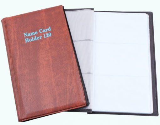 Sổ Namecard 120