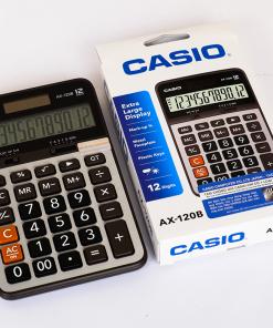 Máy tính Casio AX-120B chính hãng