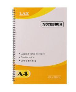 Sổ lò xo A4 - 100 trang