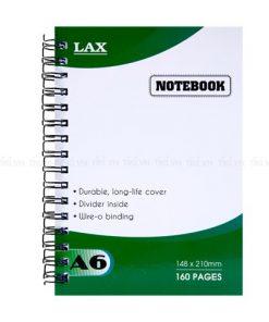 Sổ lò xo A6 - 160 trang