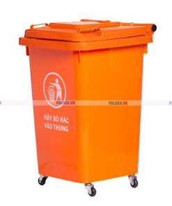 Thùng rác paloca 60l