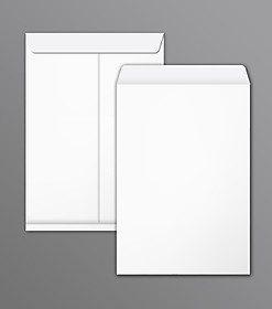 Bao thư trắng A4 80 gsm