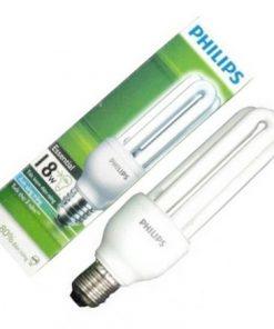 Bóng đèn Compact Philips 18W 3U