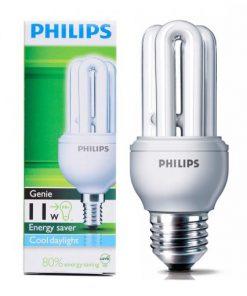 Bóng đèn Compact Philips 11W 7E