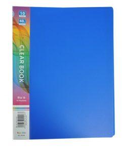 Bìa nhựa ngũ sắc 10 lá_1