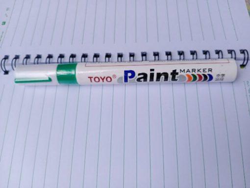Bút sơn Toyo_xanh lá