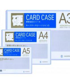 Card case A3-A4-A5