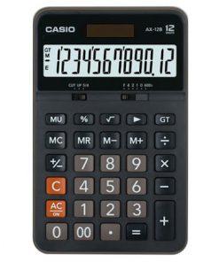 Máy tính Casio AX 12B chính hãng_3