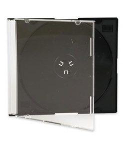 Vỏ đĩa vuông đen