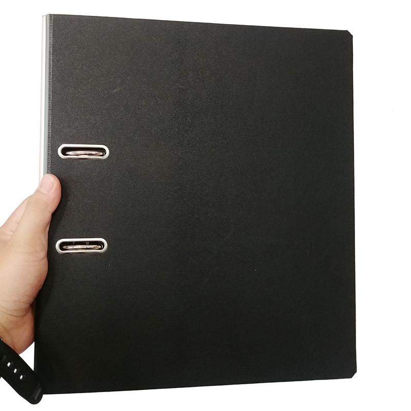Kiến thức chung về bìa còng: Bìa còng Kingjim A4 5cm đen