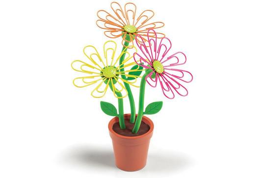 Chậu hoa cúc nam châm