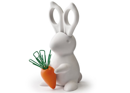 Đồ đựng kẹp giấy hình chú thỏ