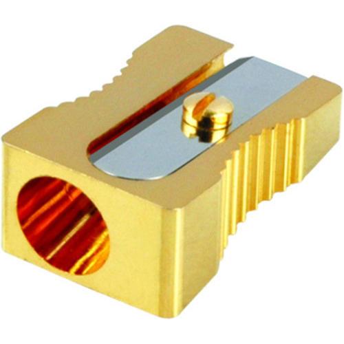 gọt bút chì màu vàng