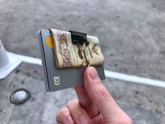kẹp bướm kẹp tiền