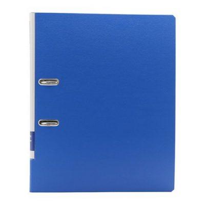 Bìa còng KoKuyo A4, F4 5cm_xanh