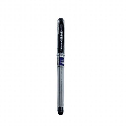 Bút Bi Silk Ball Double A_mực đen