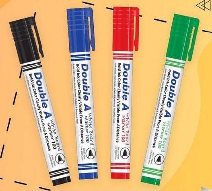 Bút lông viết bảng Double A_đủ màu