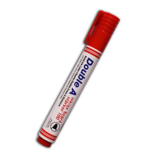 Bút lông viết bảng Double A_mực đỏ