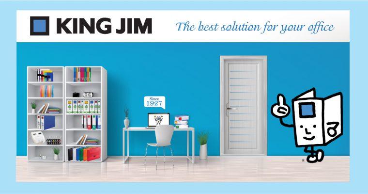 Văn phòng phẩm King Jim
